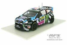 Ford Fiesta RS WRC  Ken Block  Rallye Catalunya 2014  1:18 IXO 18RMC017 NEU