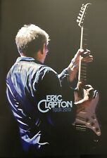 Eric Clapton 2019 Tour booklets program