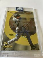 Jay Buhner 2020 TOPPS ARCHIVES SIGNATURE SERIES -BOWMANS BEST GOLD FOIL AUTO