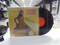 Perez Prado LP Spanisch Lo Mejor 1974 Sexy Nude Cover