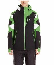 MEN'S SPYDER LEADER GORE-TEX SKI SNOWBOARDING JACKET, WINTER JACKET, SIZE S, NWT