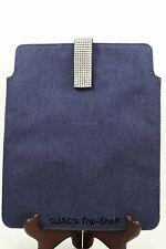 Swarovski Crystal Playtime Denim iPad case ID #1163061 Retails $140.00