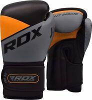 RDX Kinder Boxhandschuhe Kickboxen Training Boxsack Muay Thai Boxen Sandsack 6oz