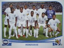 Panini 600 Team Honduras FIFA WM 2010 Südafrika
