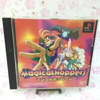 USED PS1 PS PlayStation 1 Magical Hoppers 62957 JAPAN IMPORT
