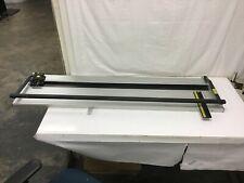 """The Fletcher - Terry Company F220048A-07/07 48"""" Mat Cutter / Mat Cutting System"""