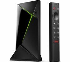 NVIDIA SHIELD TV PRO 4K Media Streaming Device - 16 GB - Currys