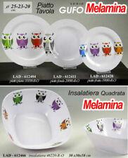 Platos de melamina