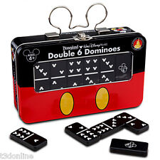 DISNEY Mickey Mouse Dominoes Set - AUTHENTIC DISNEY DOMINO NEW