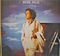 MICHEL JONASZ la nouvelle vie LP 1981 ATLANTIC cabaret tzigane/joueur de blues++