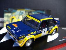 FIAT SEAT 131 Abarth spain Spanien 1979 Fernandez Rallye SP IXO Altaya 1:43