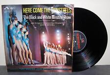 Black and White Minstrels Here Come the Minstrels Vinyl Record Long Play Album