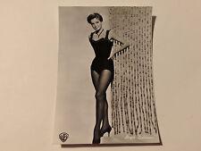 Cartolina attori Angie Dickinson 10,3x14,8cm