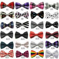 Classic Popular Novelty Mens Adjustable Tuxedo Bowtie Wedding Bow Tie Necktie