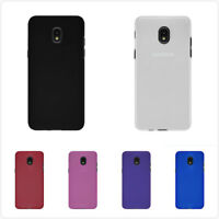 Matte Soft Gel TPU Silicone Case Cover Skin For Samsung Galaxy J7 2018 J7 Refine
