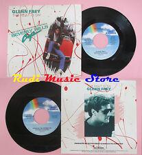 LP 45 7'' GLENN FREY The heat is on BEVERLY HILLS COP 1984 usa MCA cd mc dvd