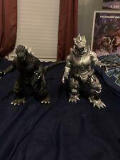 Mechagodzilla & Godzilla Large 12 Inch Figures