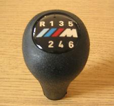 Pomello Cambio in Finta Pelle 6 Marce BMW Serie M 1 3 5 E36 E39 E34 E30 X5