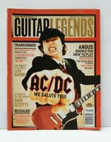 Guitar Legends - Special Collector's Edition - AC/DC - Tribute to Bon Scott