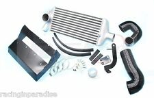 REV9 TOP MOUNT TURBO INTERCOOLER KIT FOR 08-13 WRX GH 400HP BOLT ON