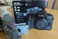 Panasonic LUMIX DMC-G80 16MP M4/3 Camera - BODY ONLY - Black