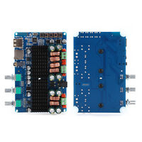 TPA3116 2.1 Channel Bluetooth Digital Subwoofer Power Amplifier Board Stereo zg