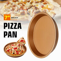 """7""""inch Pizza Pan For 3.2-6.8QT Air Fryer Accessory Healthy Airfryer Baking Tool"""