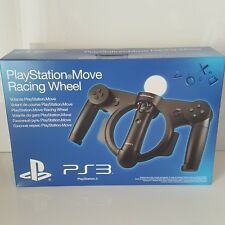 Playstation move racing driving steering wheel PS3 Playstation 3 BRAND NEW BOXED
