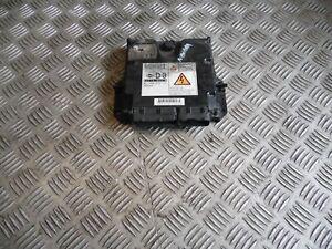 NISSAN NAVARA D40 2.5 DCI DENSO ENGINE ECU CONTROL UNIT - 275830-4730