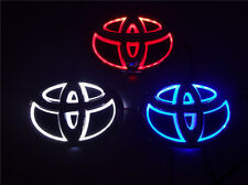 Waterproof 5D LED Car Logo Light Front Emblems Lamp For TOYOTA Camry COROLLA