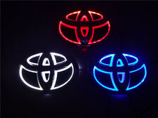 5D LED Car Logo Light Auto Badge Rear Emblem Lamp For TOYOTA LANDCRUISER ALRHARD