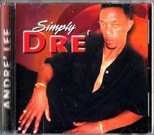 Andree Lee -Simply Dre CD -2003 -Mardi Gras Records (Soul/R&B) Pony Ride