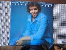 Jacky Ward - self-titled album w/ Fools Fall in Love,  Blue Diamond & 9 more