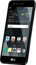 "Lg Phoenix 3 AT&T Unlocked GSM 4G LTE 16GB 5"" Android Smartphone M150 OB"