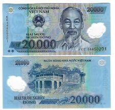 VIETNAM 20000 20.000 DONG POLYMER UNC 2014 P 120
