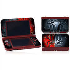FOR Nintendo New 3DS XL Skin - Spider-Man - Decal Sticker FULL SET