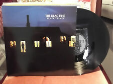 "the Lillac time  - ""black velvet"" - 3 track 12"" EP"