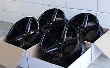 Oxigin 18 Concave schwarz 4 Felgen 9x20 + 10,5 x 20 Zoll für BMW 5er F10 / F11