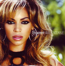 ★☆★ CD Single Beyoncé KNOWLES Irreemplaceable 2-track CARD SLEEVE NEW SEALED ★☆★