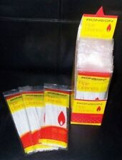 ***FAST Dispatch*** 3 PACKS OF 25 RONSON FINEST QUALITY COTTON PIPE CLEANERS