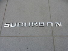 Chevrolet Suburban 2007-2014 Schriftzug Emblem Badge Schrift Kotflügel vorne