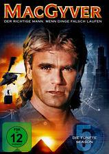 MacGyver - Die komplette 5. Staffel (Richard Dean Anderson)            DVD   505