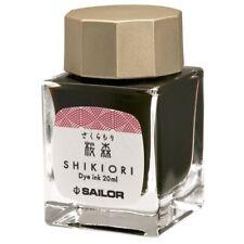 Sailor Fountain Pen Bottle Ink Shikiori Sakura-mori 13-1008-212