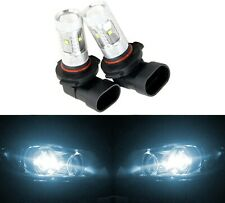 LED 30W 9006 HB4 White 6000K Two Bulbs Fog Light Replacement Lamp Plug Play
