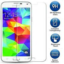 Tempered Glass Screen Protector Guard Shield Cover Saver For Samsung Galaxy S5