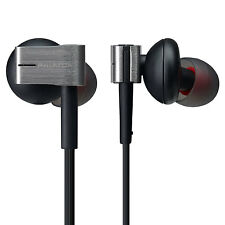 Phiaton PS 202 NC Active Noise Cancelling Earphones with Microphone