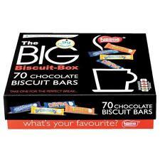 Nestlé The Big Biscuit Box 1.37kg  70 Pieces