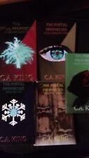 The Portal Prophecies: 1-5 by C.A. King (Keeper's Destiny, Halloween's Curse,,.)