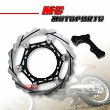 DRIVEN Blade Oversize Floating Front Brake Rotor for 96-08 Suzuki RM250
