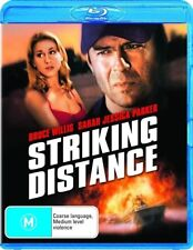 *Brand New & Sealed*  Striking Distance  (Blu-ray, 2010) Bruce Willis, Reg B AUS